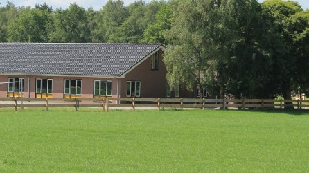 Groepsaccommodatie De Haverkamp