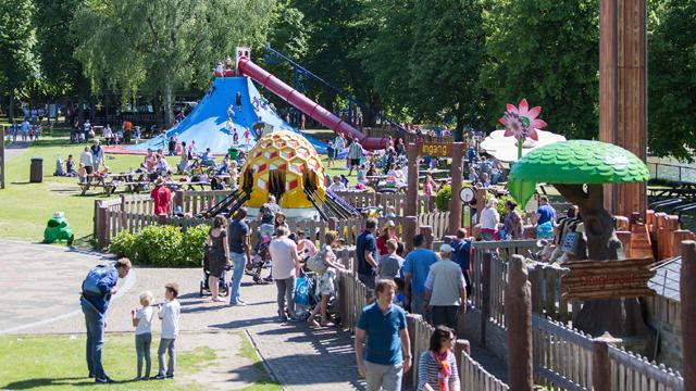 Schoolreis Naar Speelpark Oud Valkeveen Schoolreis Nederland